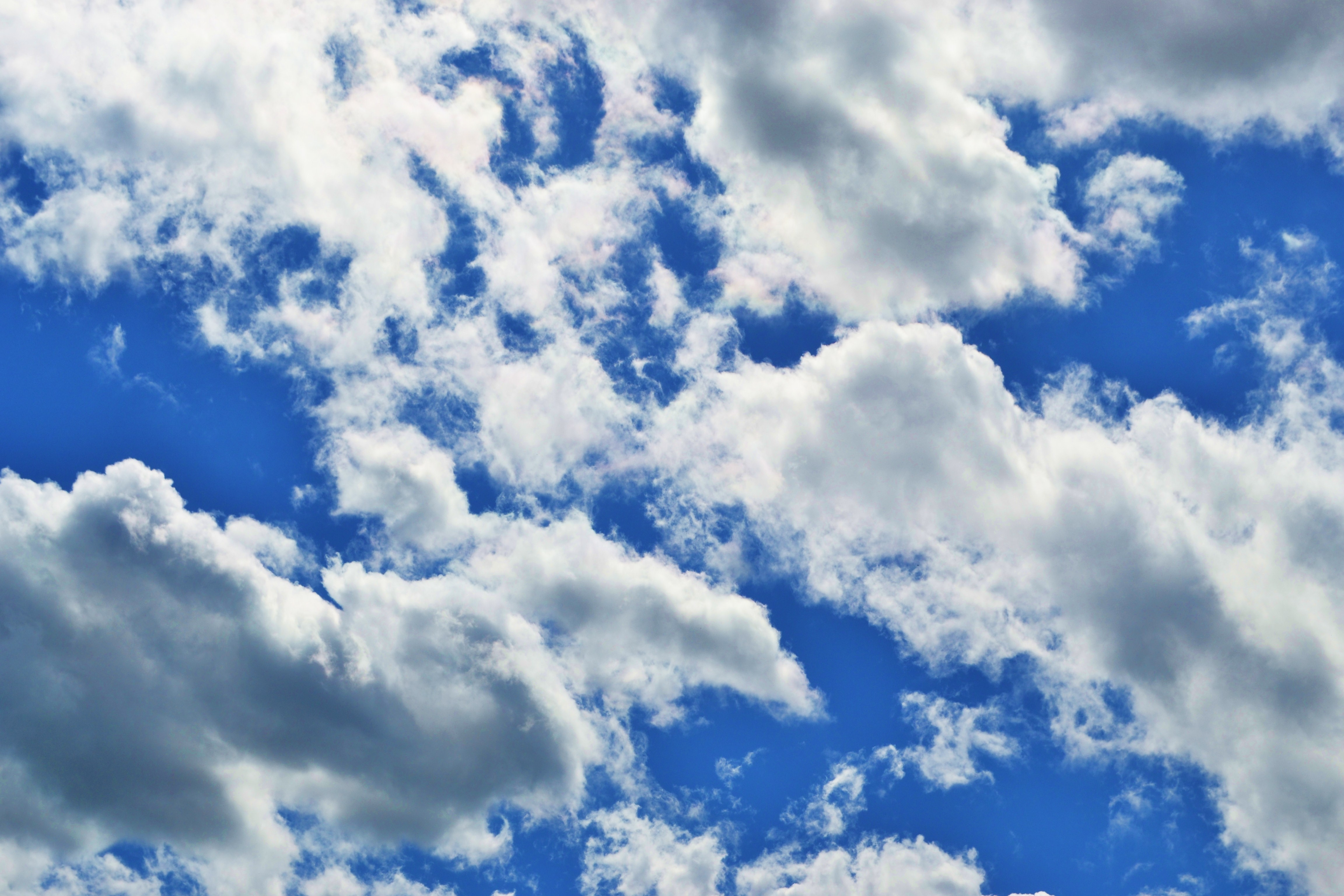 clouds skyscapes blue skies HD Wallpaper