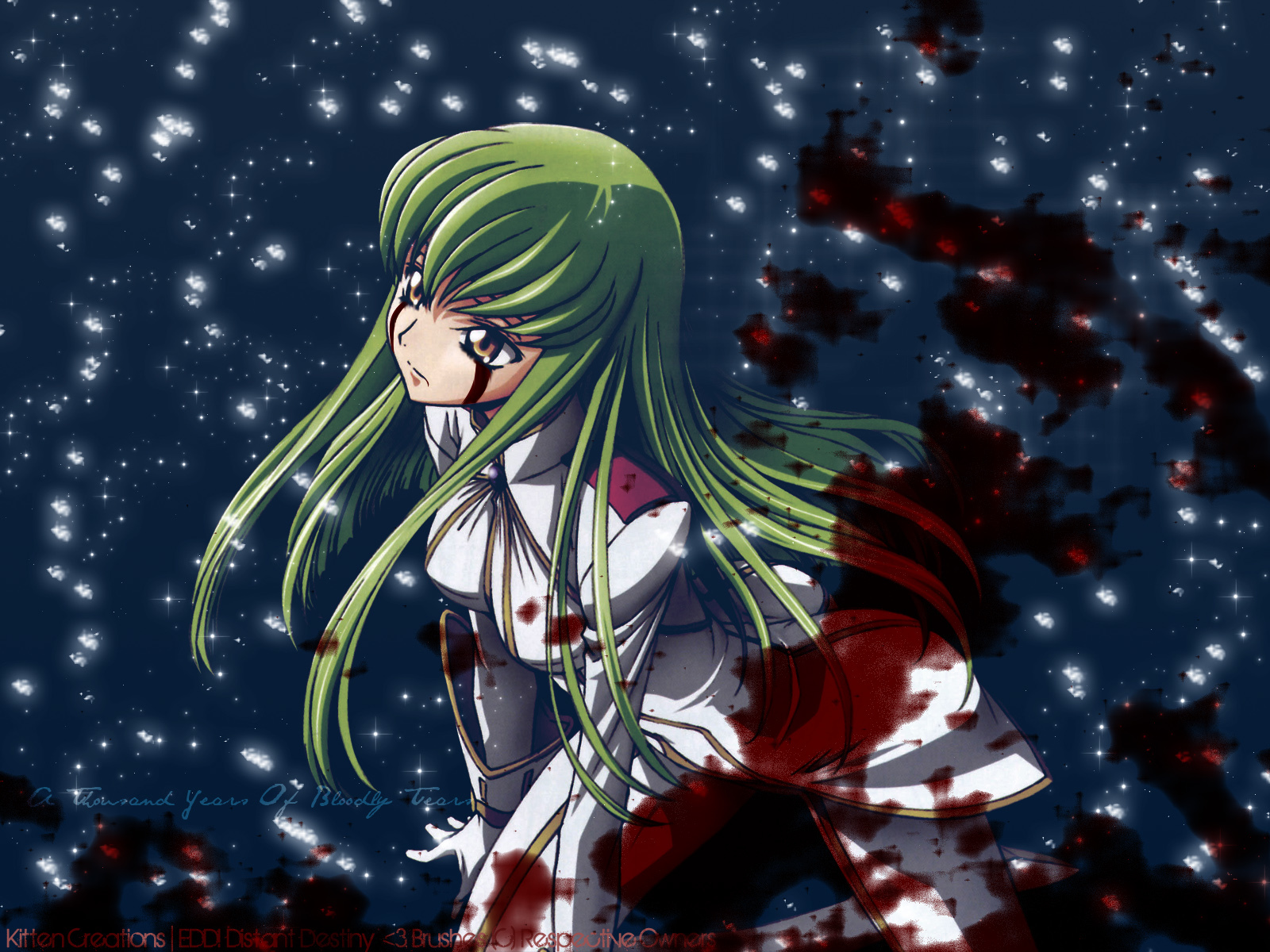 code geass C & HD Wallpaper