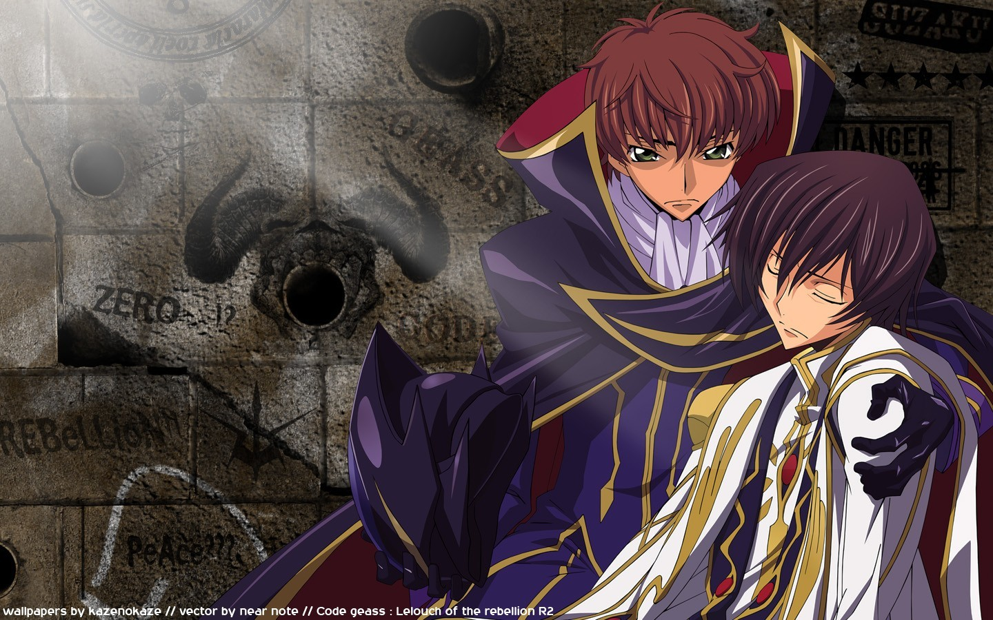 code geass kururugi suzaku HD Wallpaper