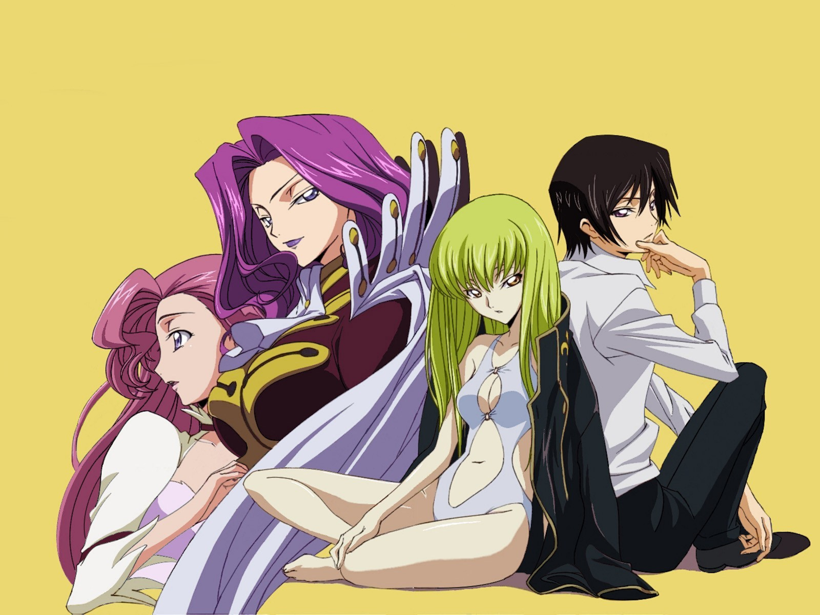 code geass Nu Villetta HD Wallpaper