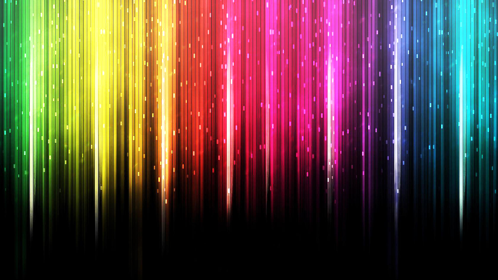 color spectrum abstract HD Wallpaper