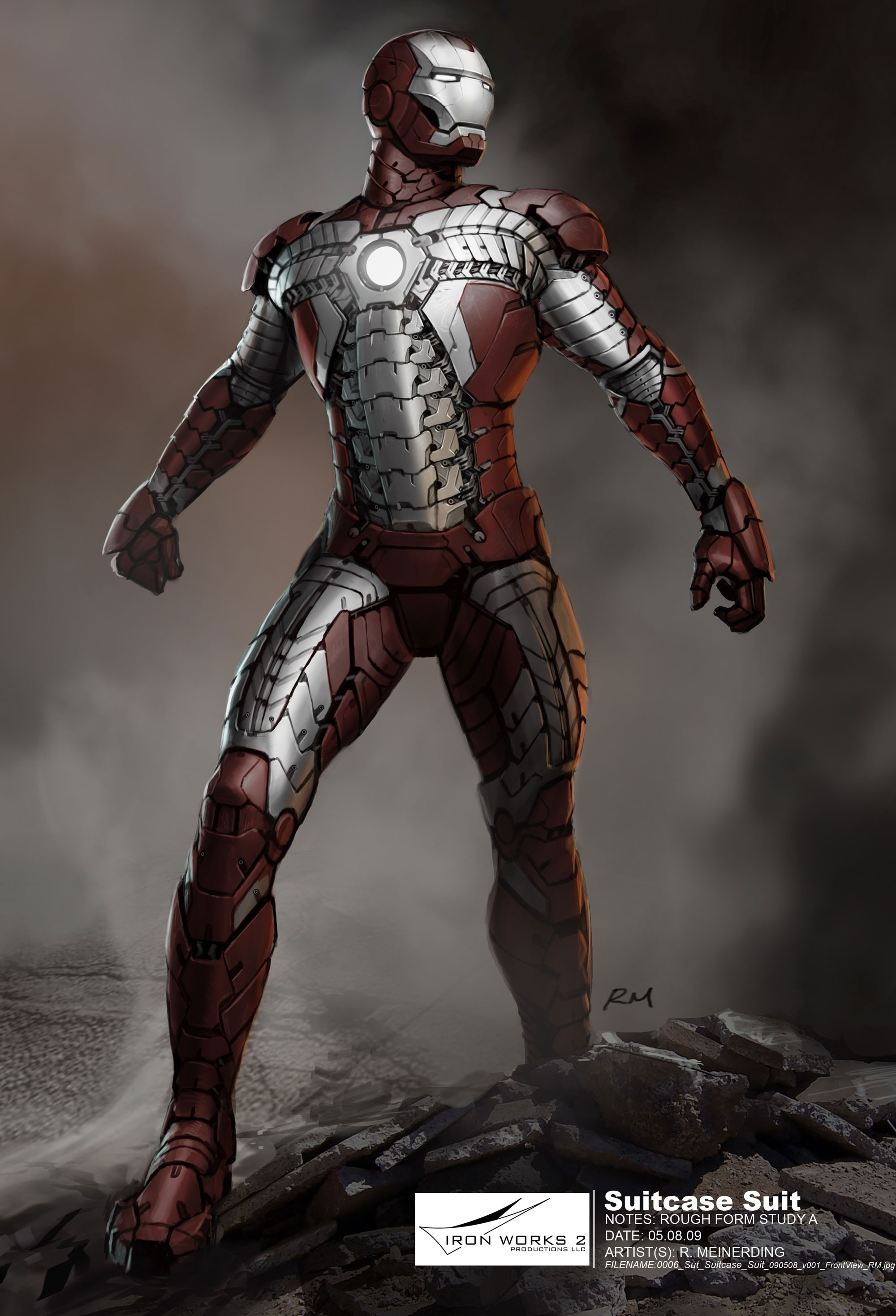 comics concept art marvel
