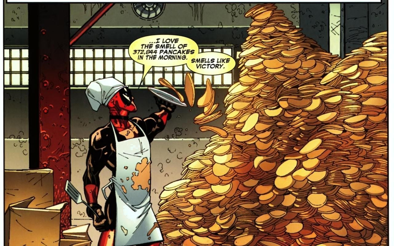 comics Deadpool Wade Wilson