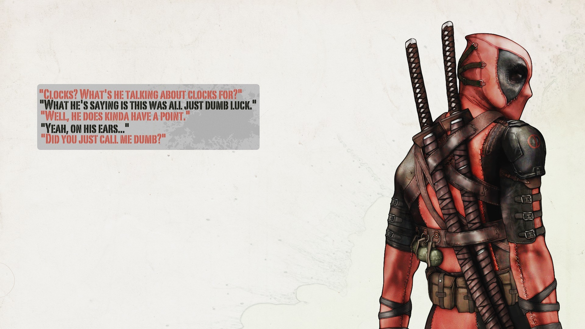 comics Quotes Deadpool Wade
