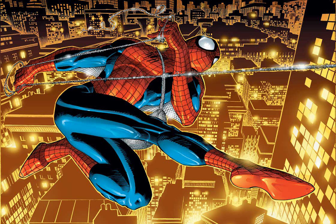 comics Spider-Man