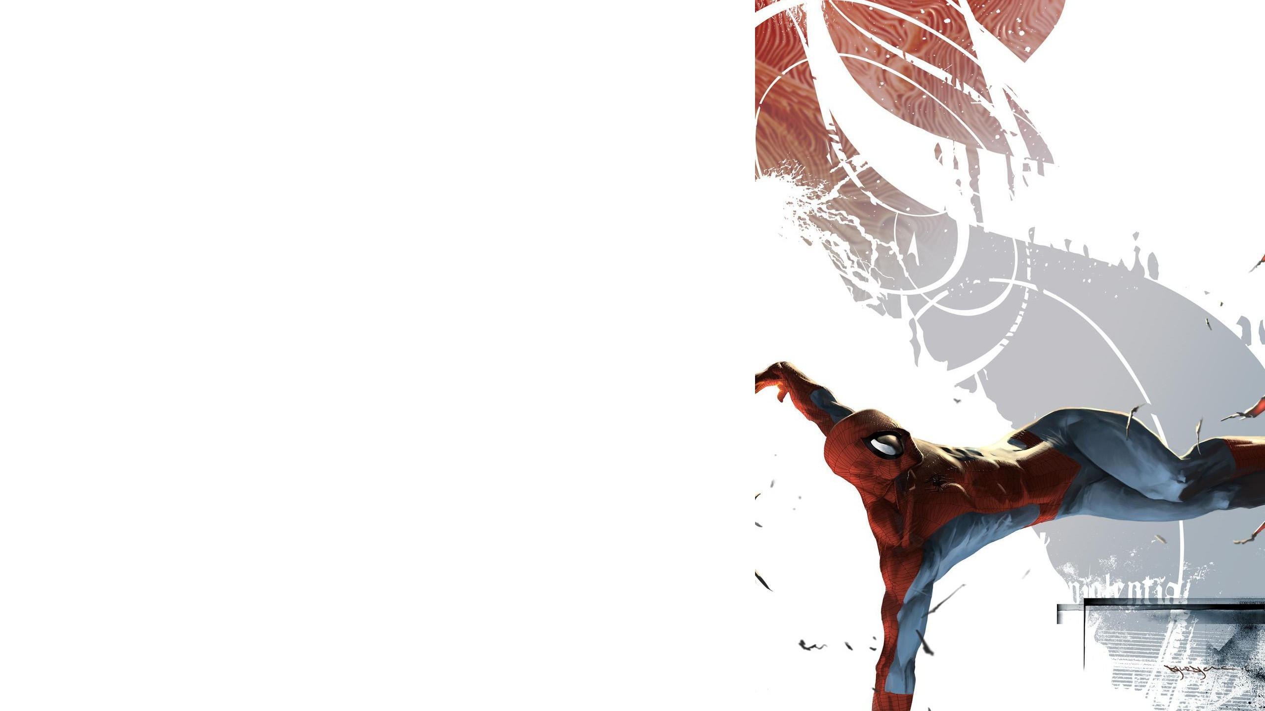 comics Spider-Man superheroes artwork HD Wallpaper