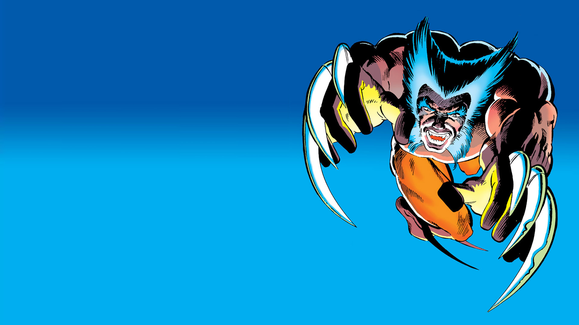 comics X-Men wolverine HD Wallpaper
