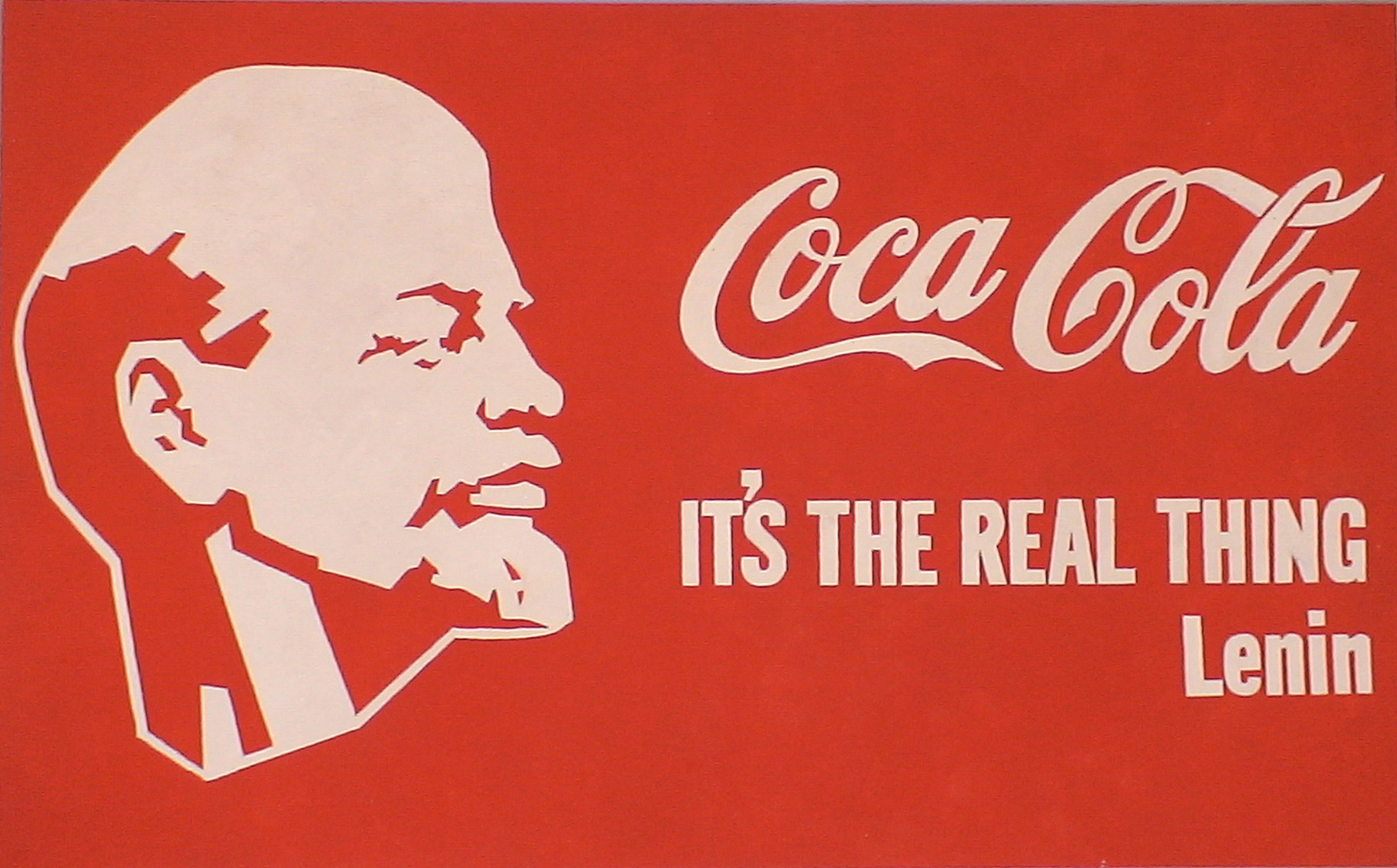 communism coca-cola USSR HD Wallpaper