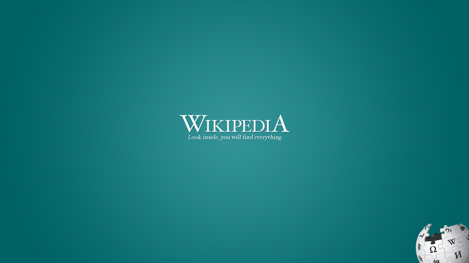 Company wikipedia everything logos HD Wallpaper