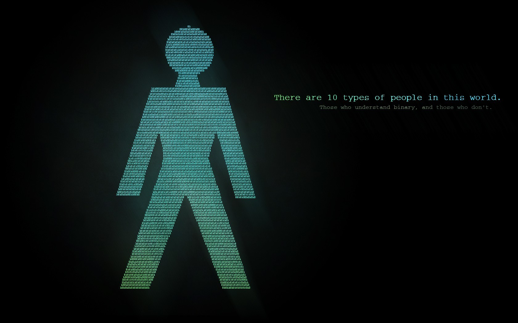 Computers nerd Technology binary HD Wallpaper