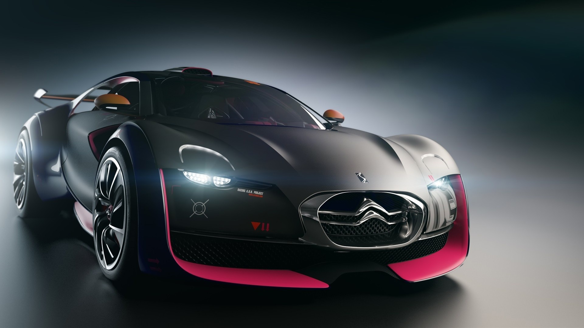 concept art citroën HD Wallpaper