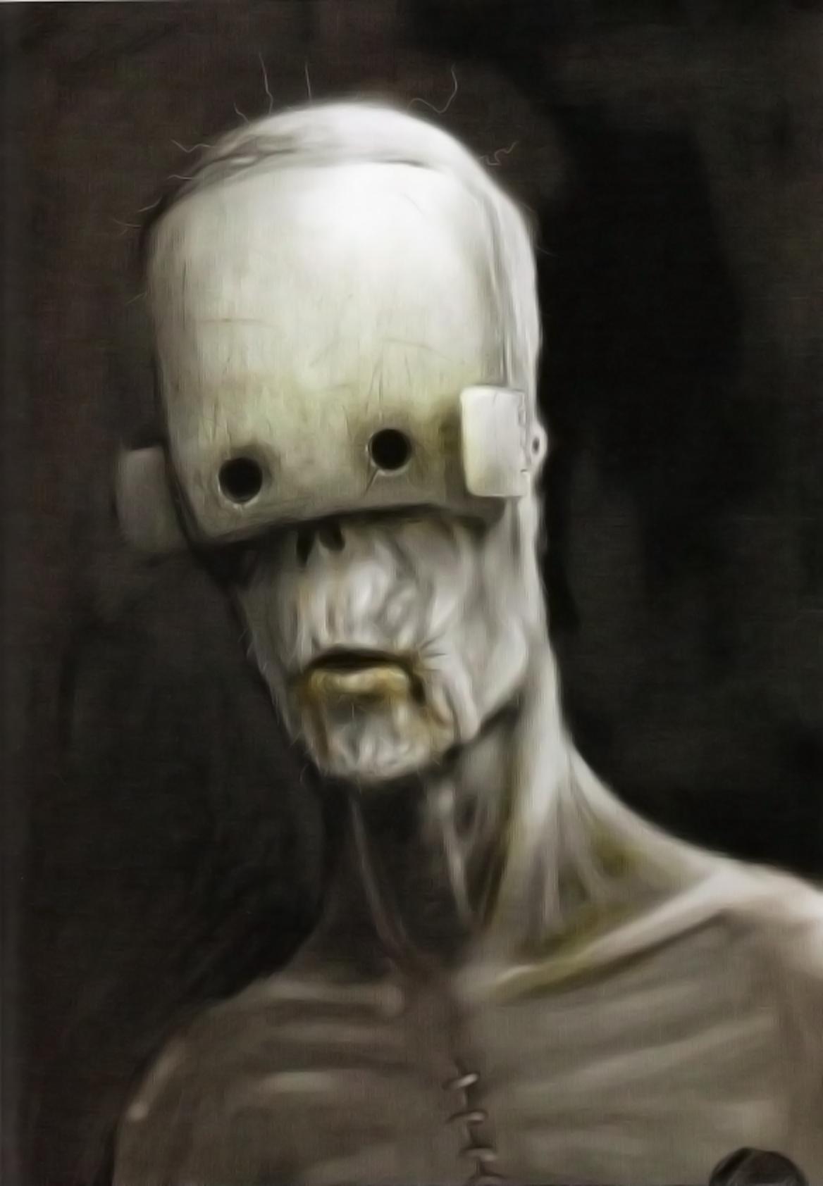 Concept Art Half Life 2