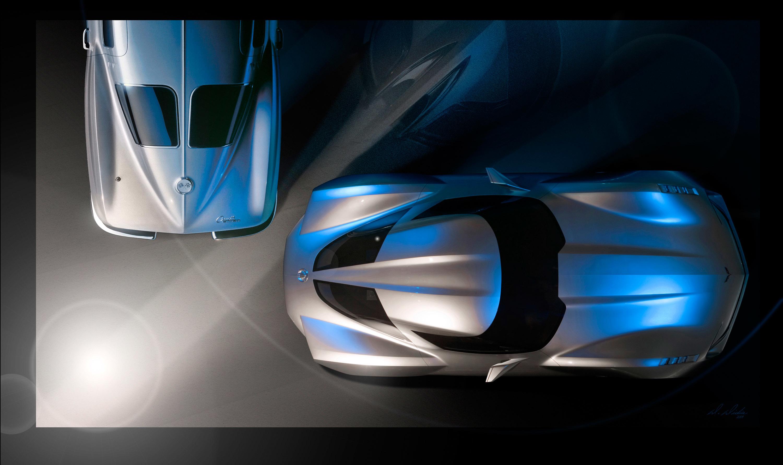Corvette Stingray Concept Wallpaper on Chevrolet Corvette Stingray Concept 13 High Resolution Hd Wallpaper