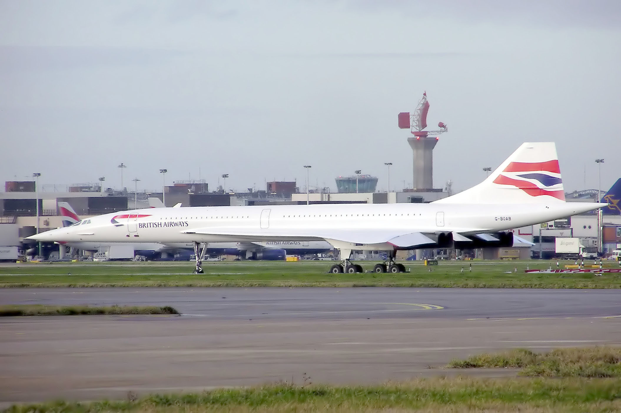 concorde boab heathrowvalid pointbut HD Wallpaper