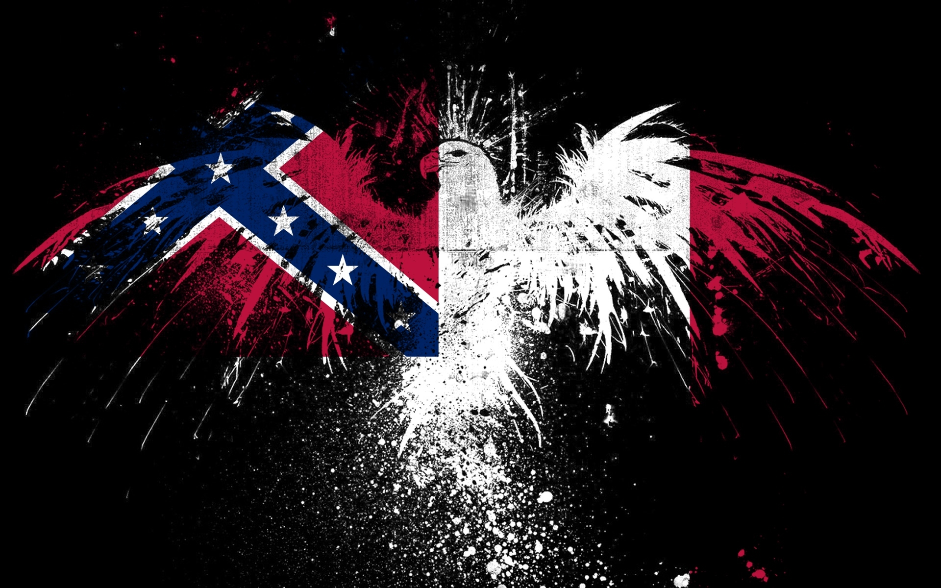 confederate battle flag ftfy HD Wallpaper
