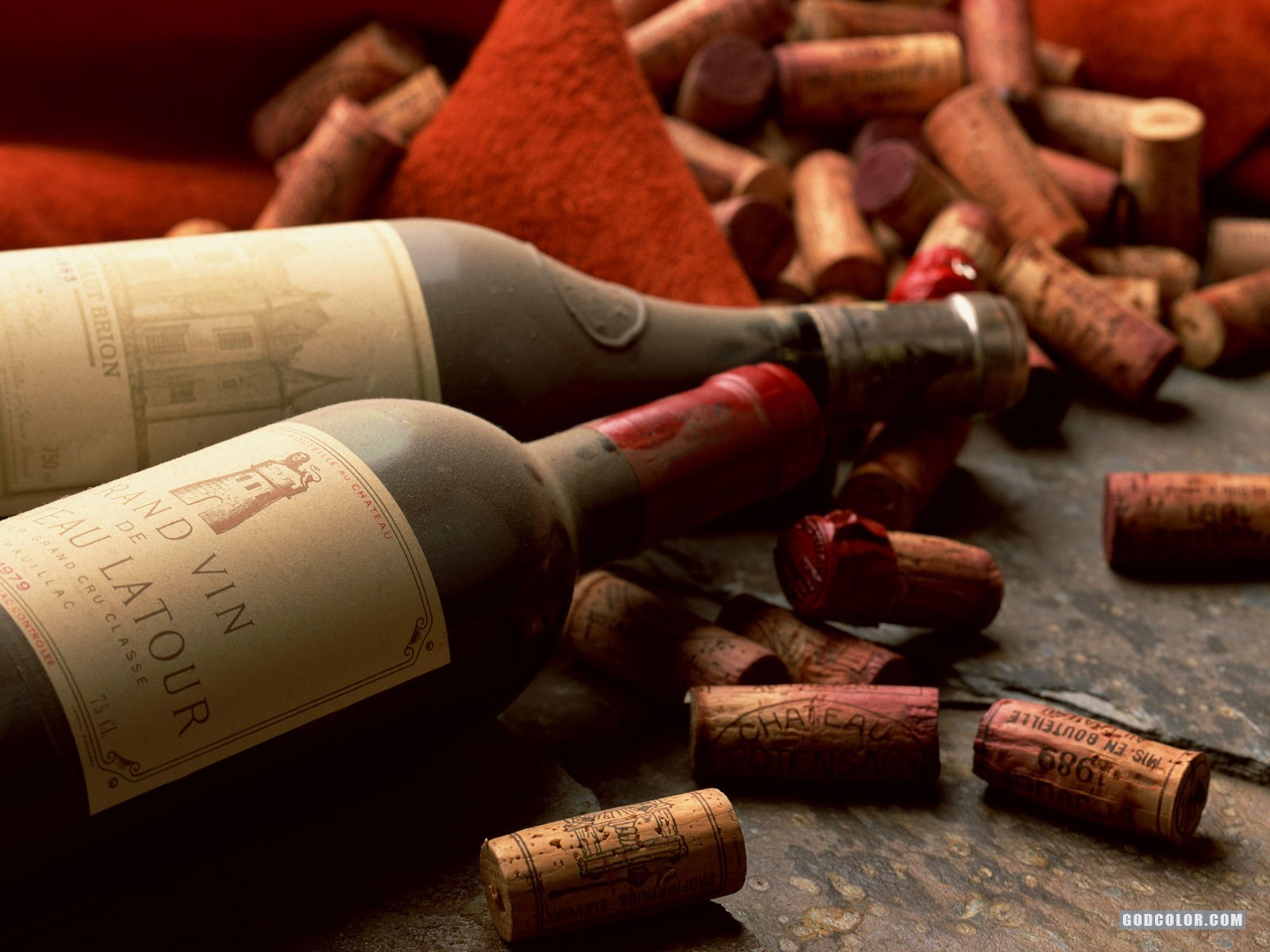cork stoppers Dusty wine HD Wallpaper