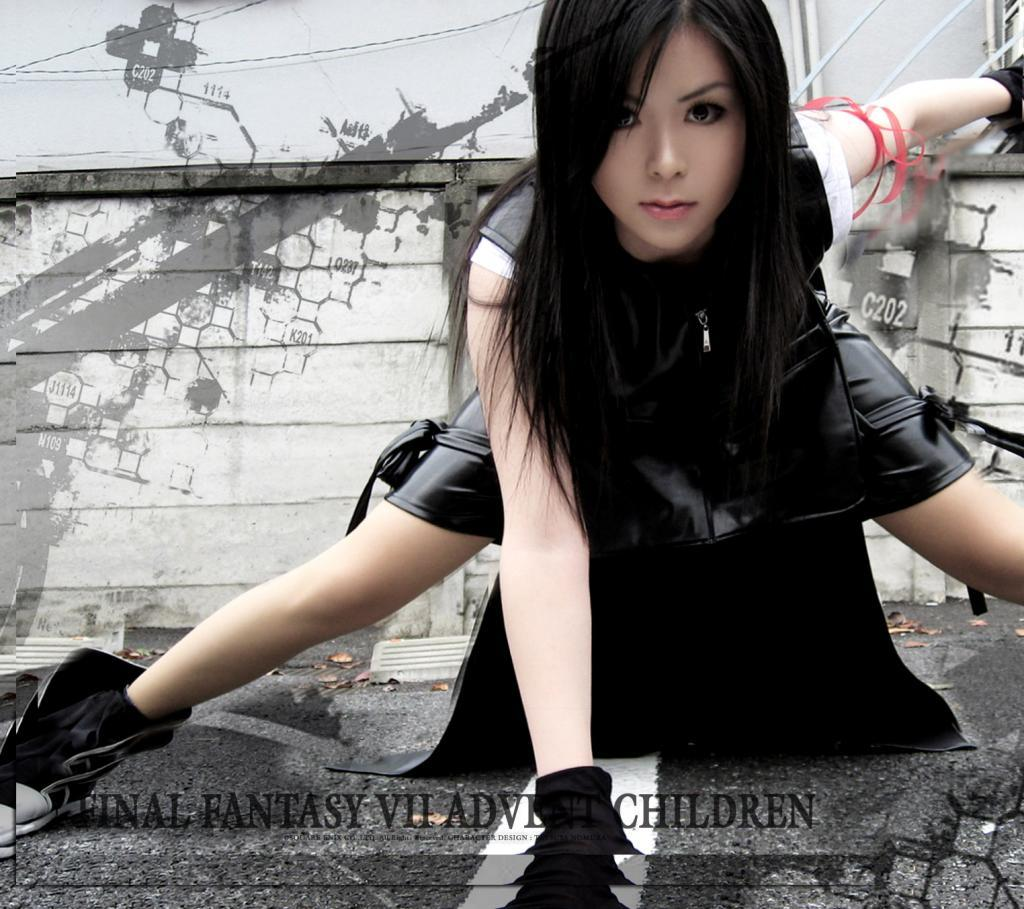 cosplay Final Fantasy VII: