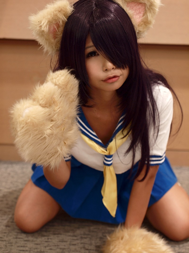 cosplay Ikki Tousen Kanu HD Wallpaper