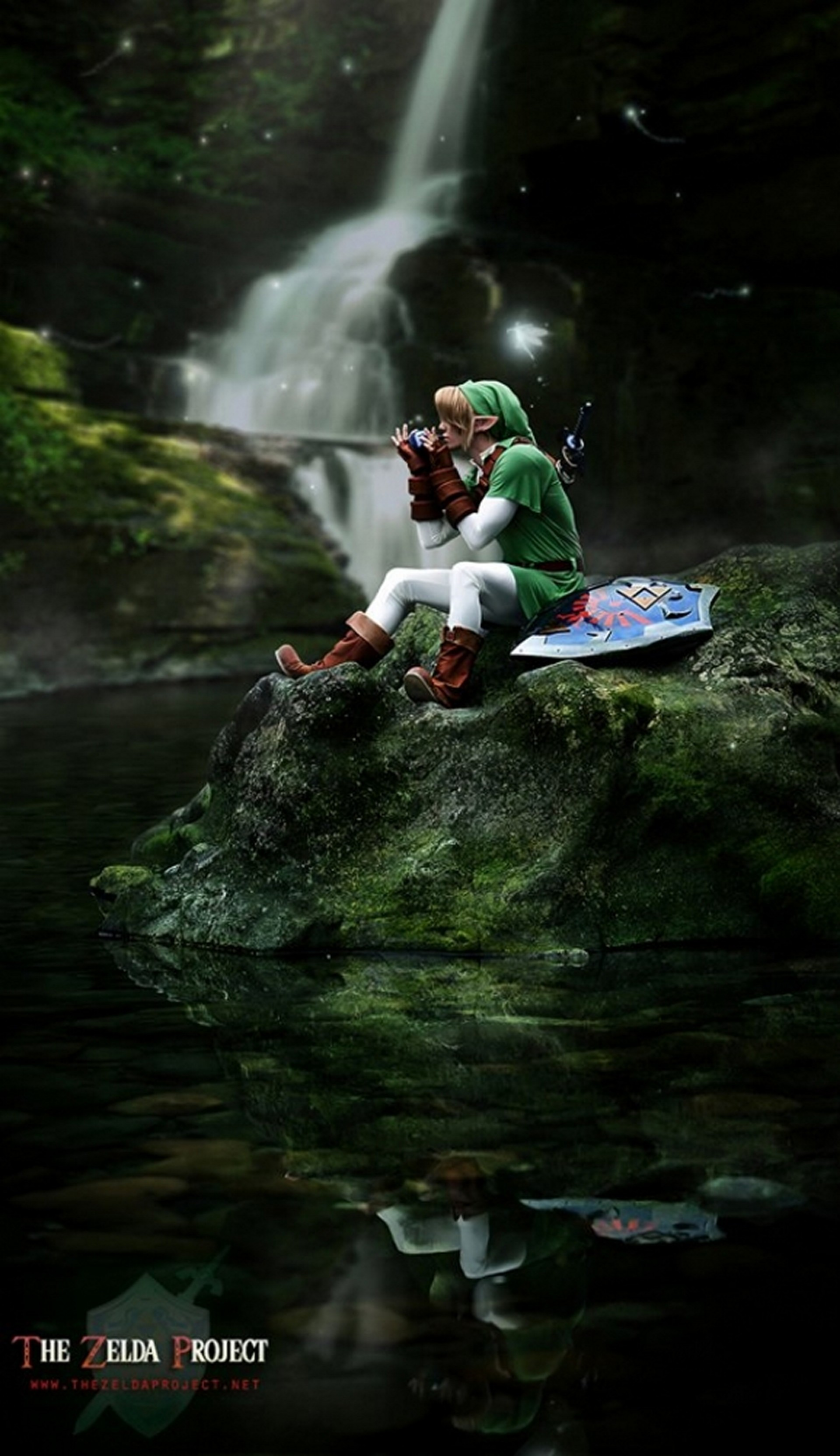 cosplay link the legend