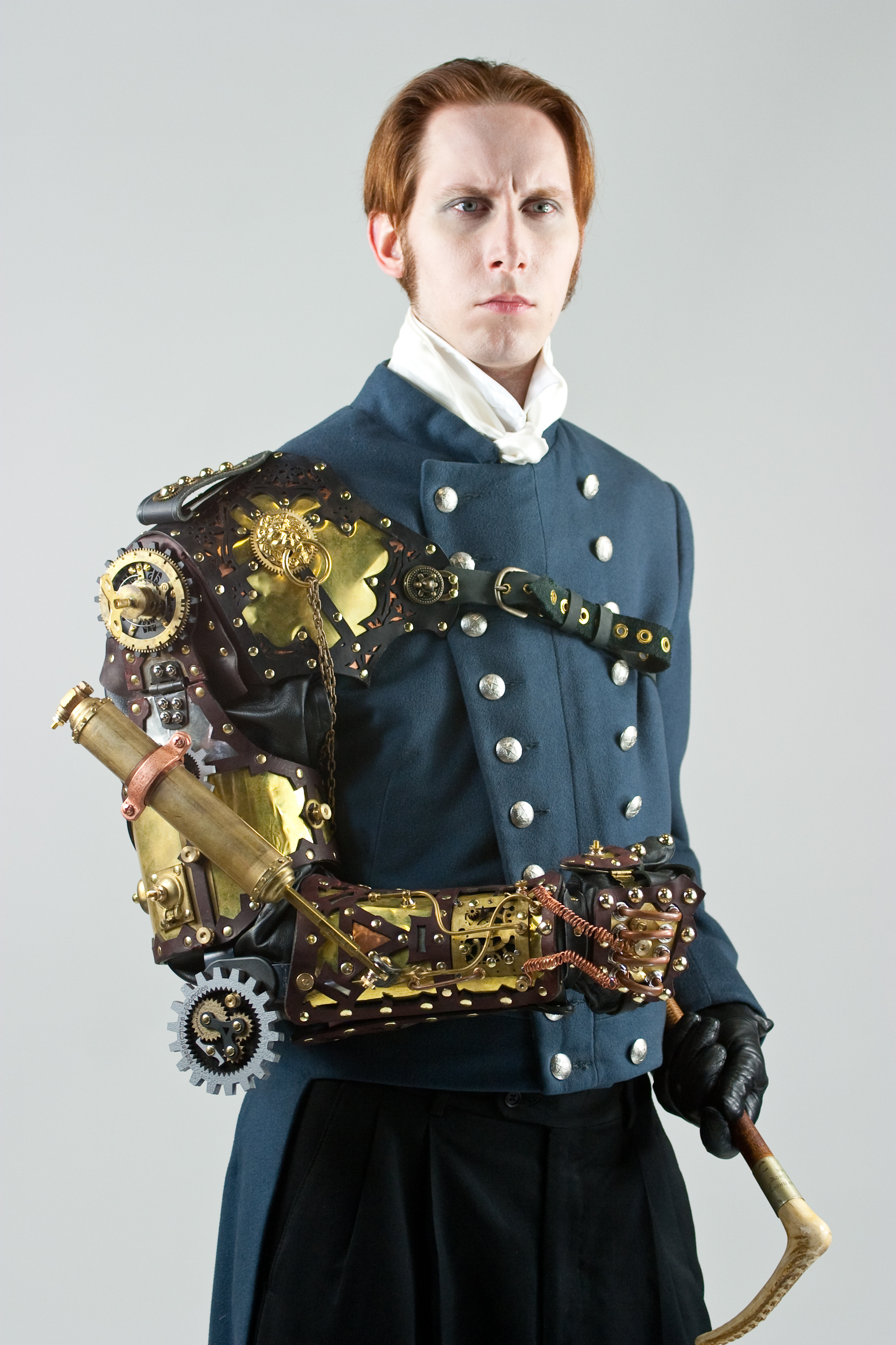 cosplay steampunk HD Wallpaper