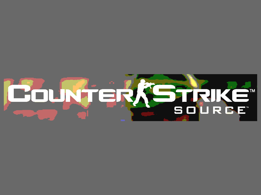 counter strike source words HD Wallpaper