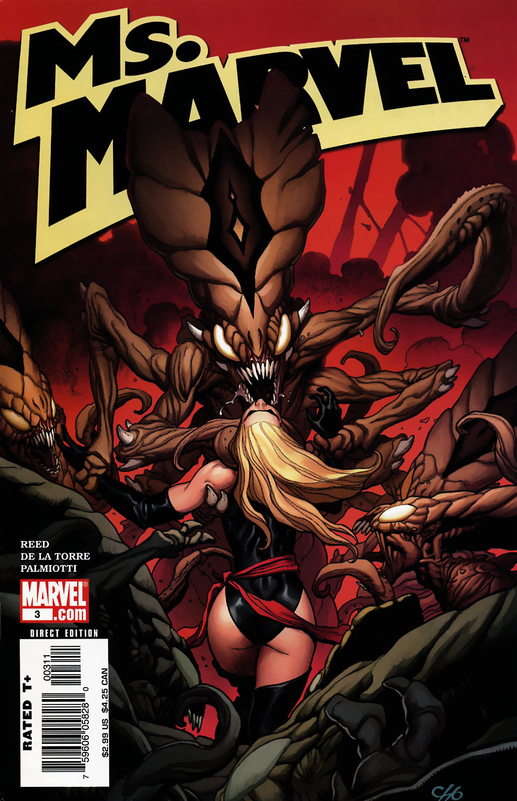 Cover ms marvel v2 HD Wallpaper