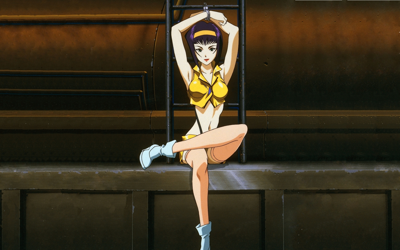 cowboy bebop Faye Anime HD Wallpaper