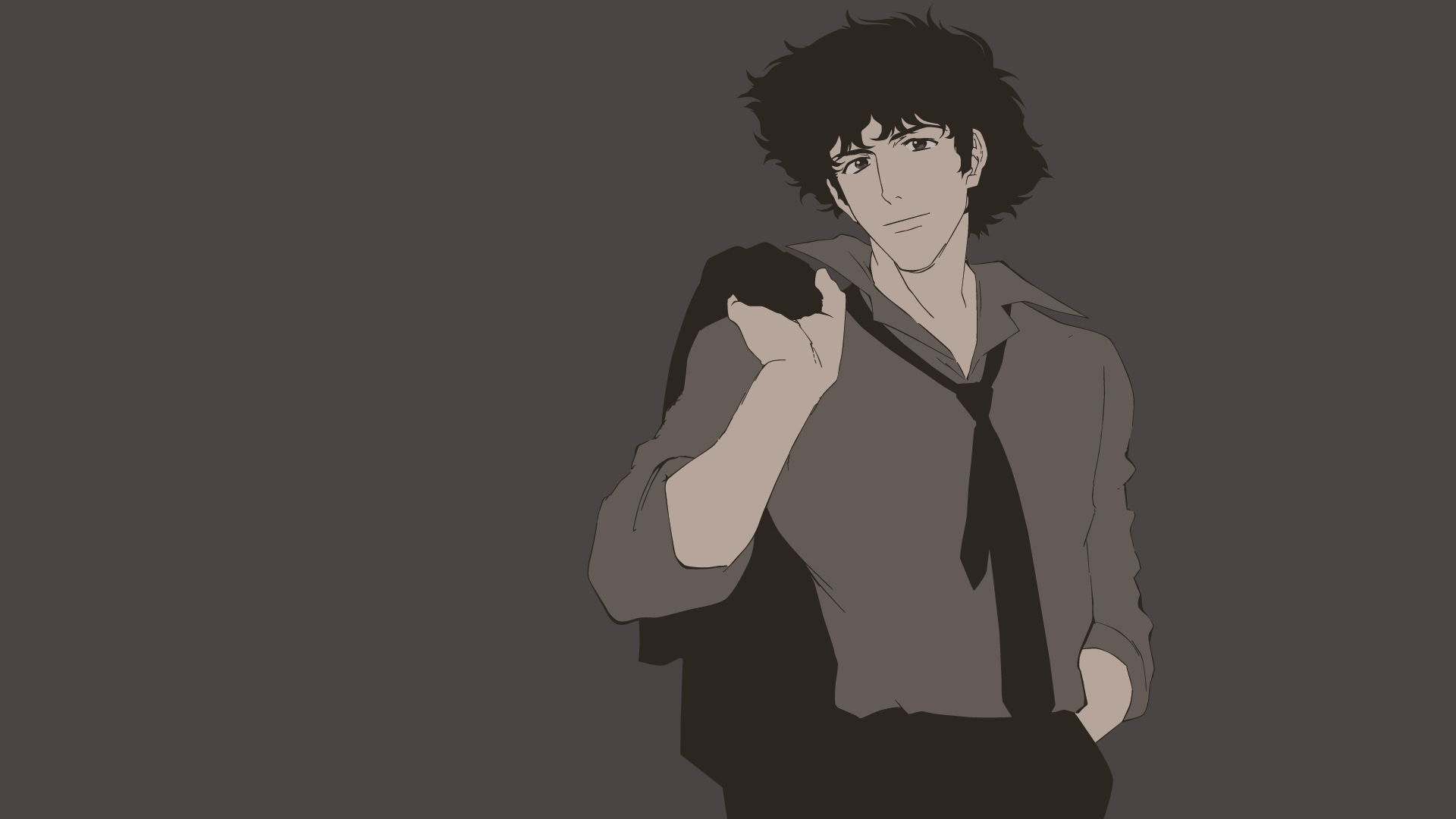 cowboy bebop spike spiegel HD Wallpaper