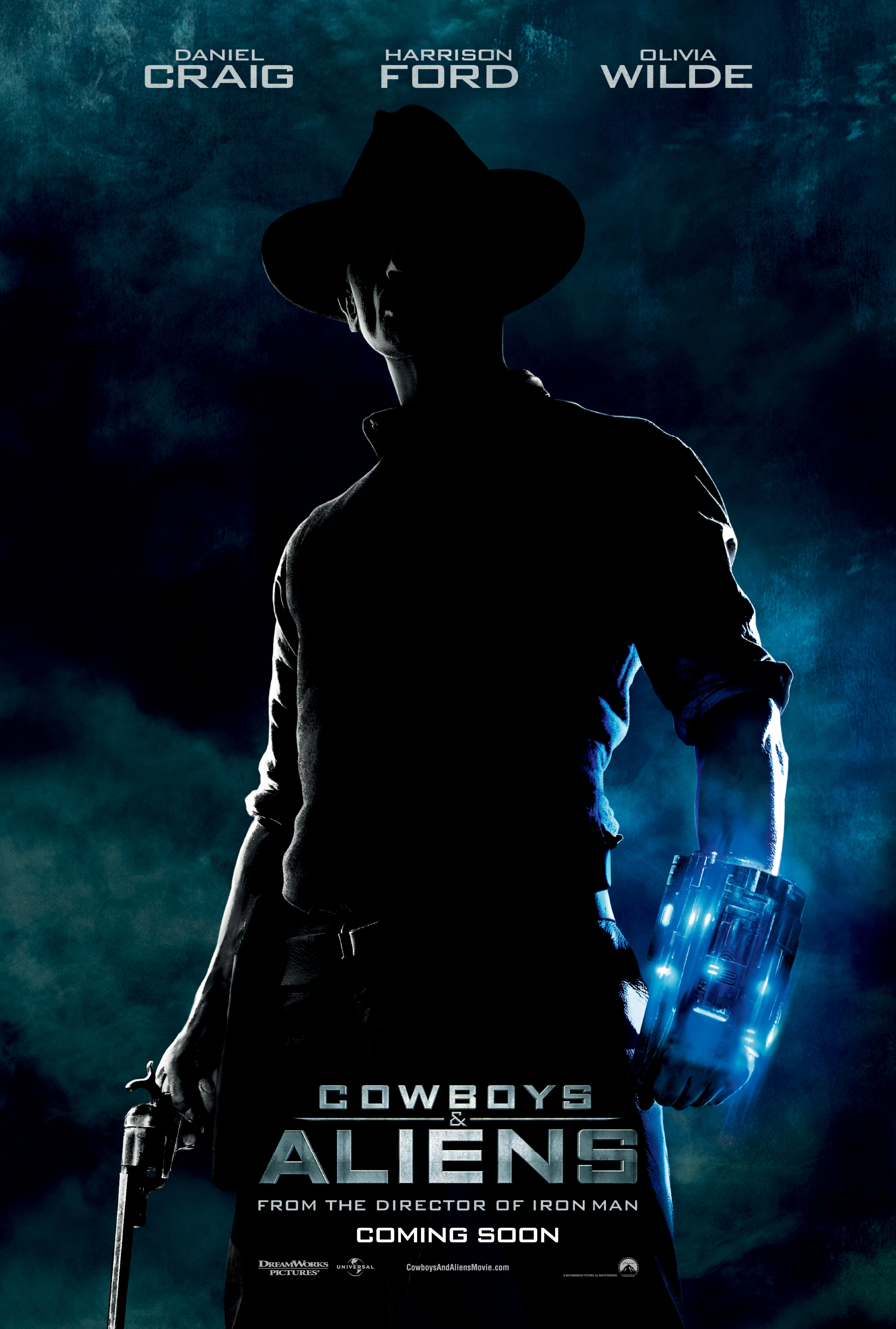 Cowboys and Aliens movie HD Wallpaper