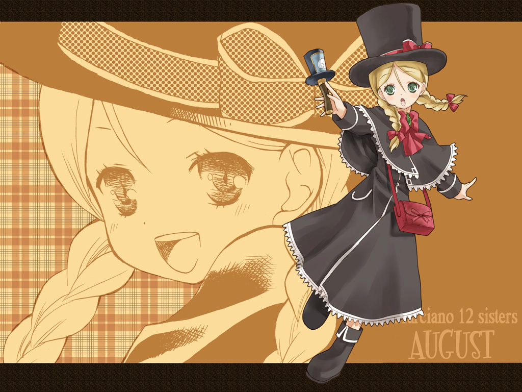 coyote ragtime show Anime HD Wallpaper