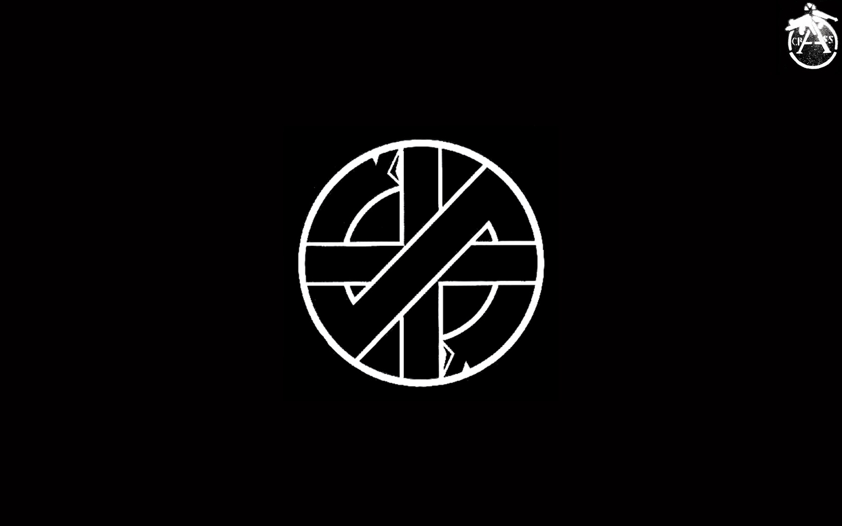 crass punk HD Wallpaper