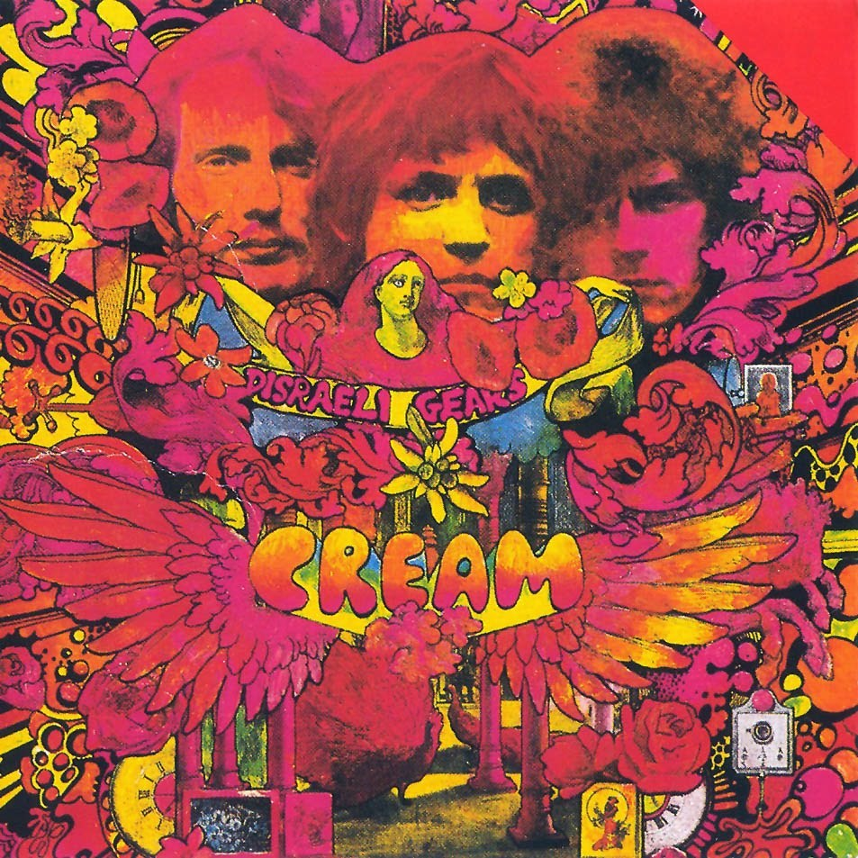 cream Disraeli gears Frontal HD Wallpaper