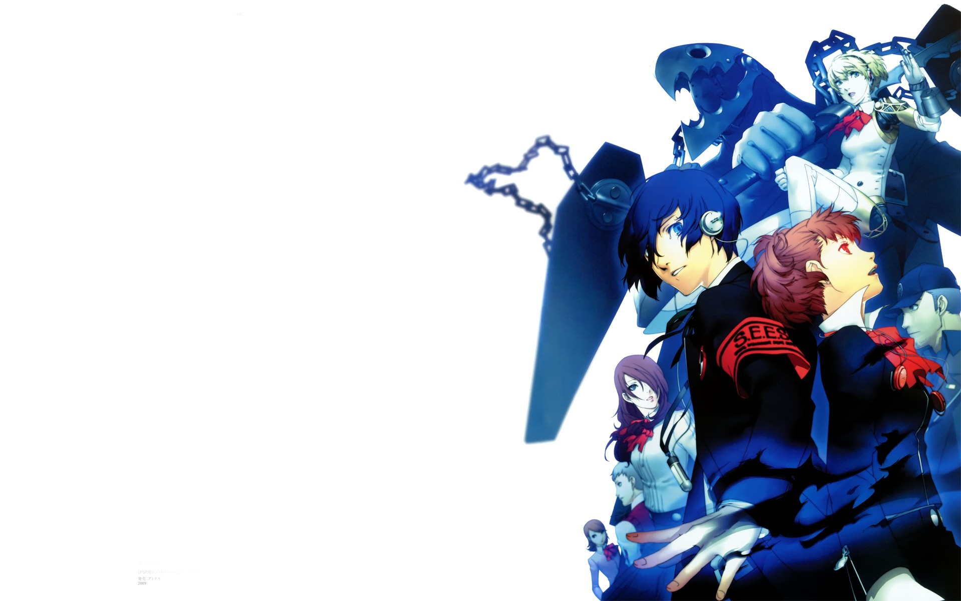 creatures Persona 3 anime HD Wallpaper