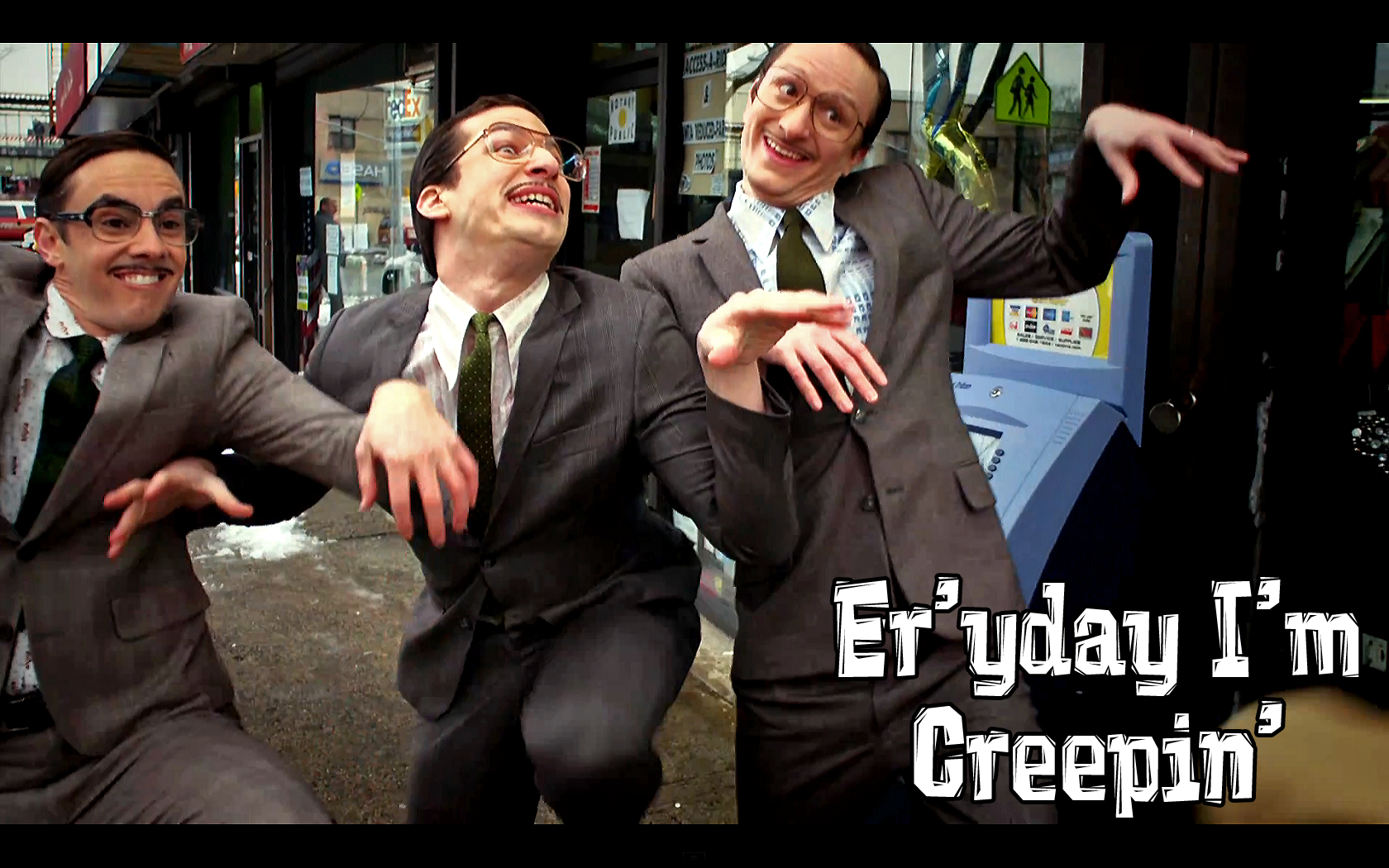 Creep The lonely Island HD Wallpaper