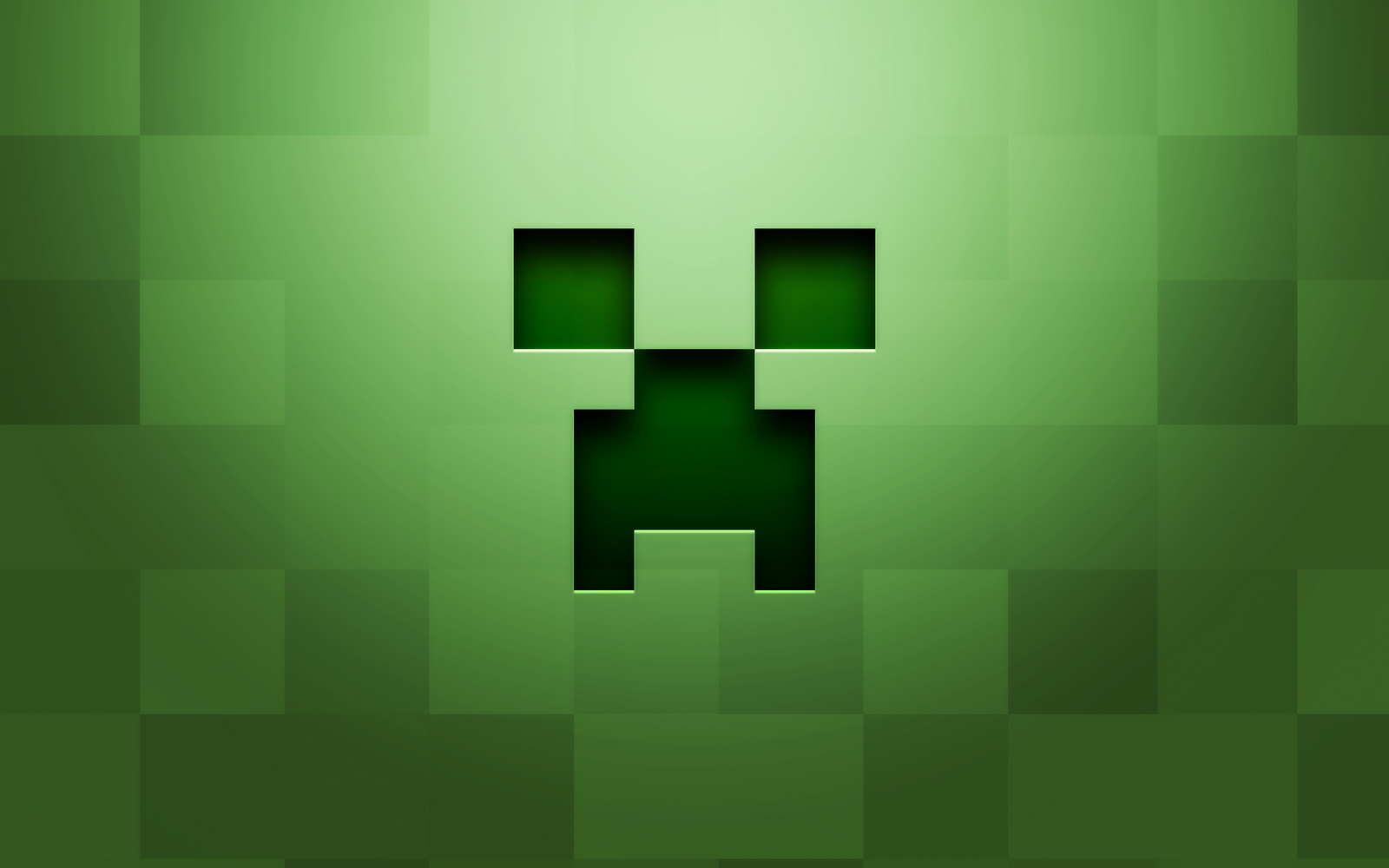 creeper minecraft game HD Wallpaper