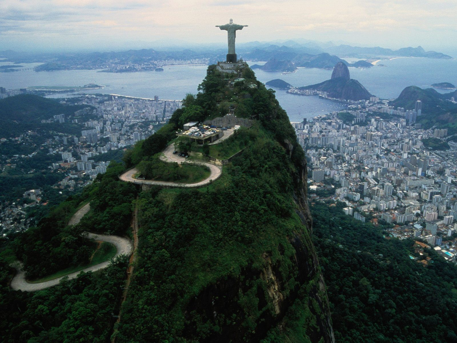cristo redentor christ the HD Wallpaper