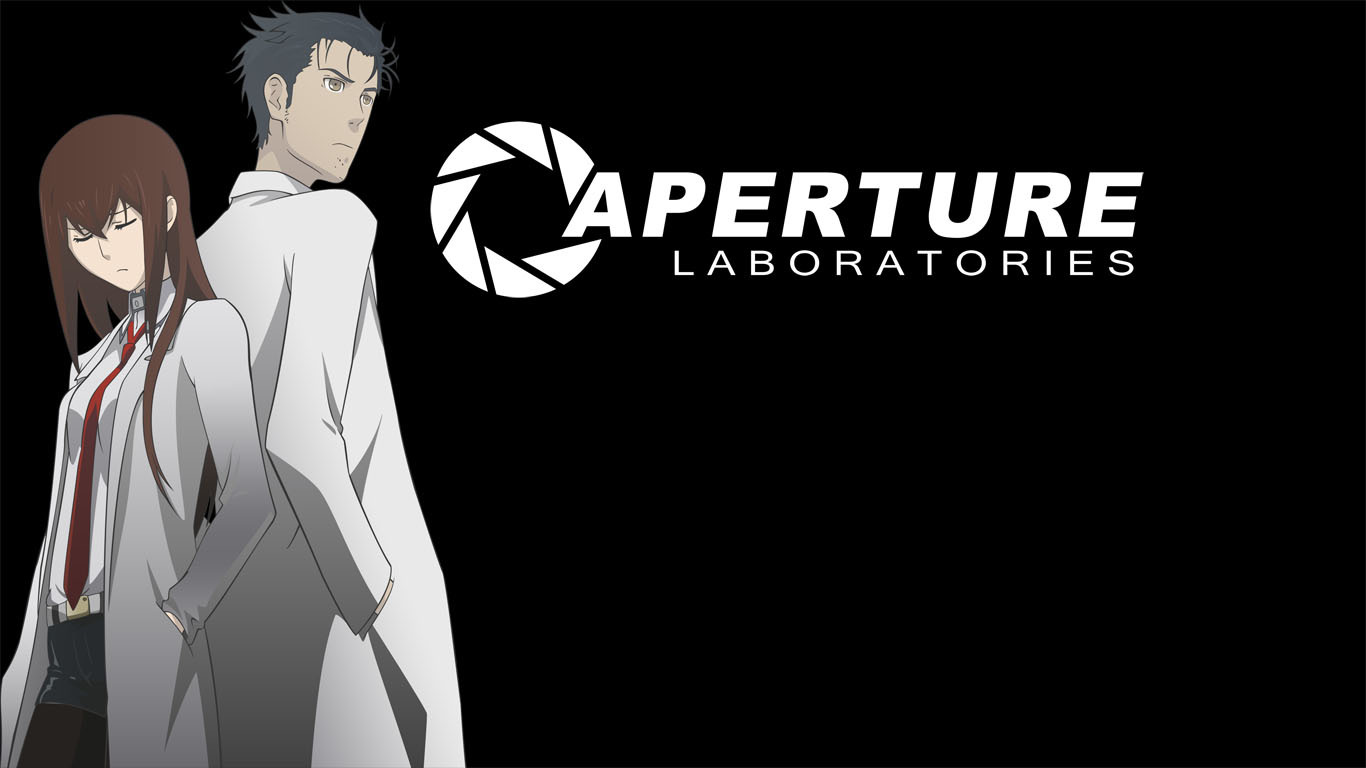 crossovers okabe rintarou Simple HD Wallpaper