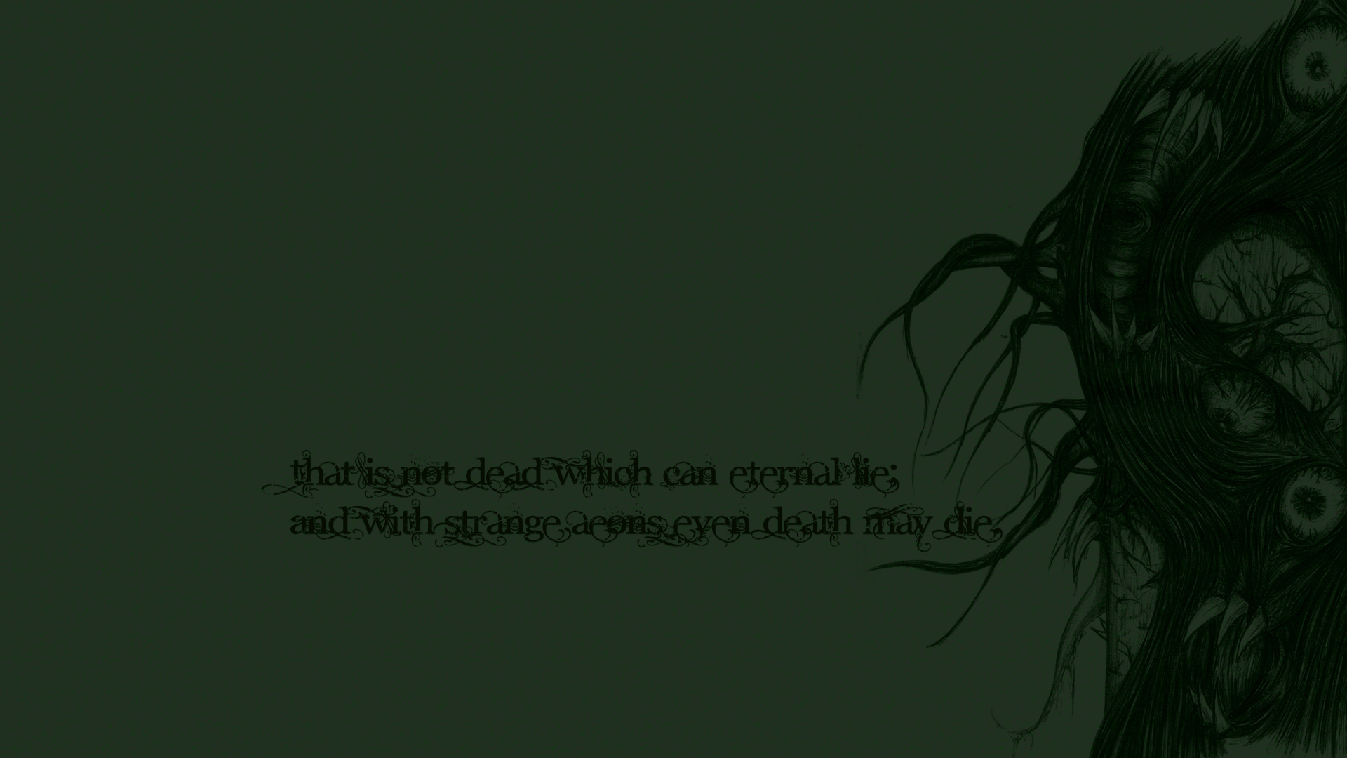 Cthulhu HP Lovecraft