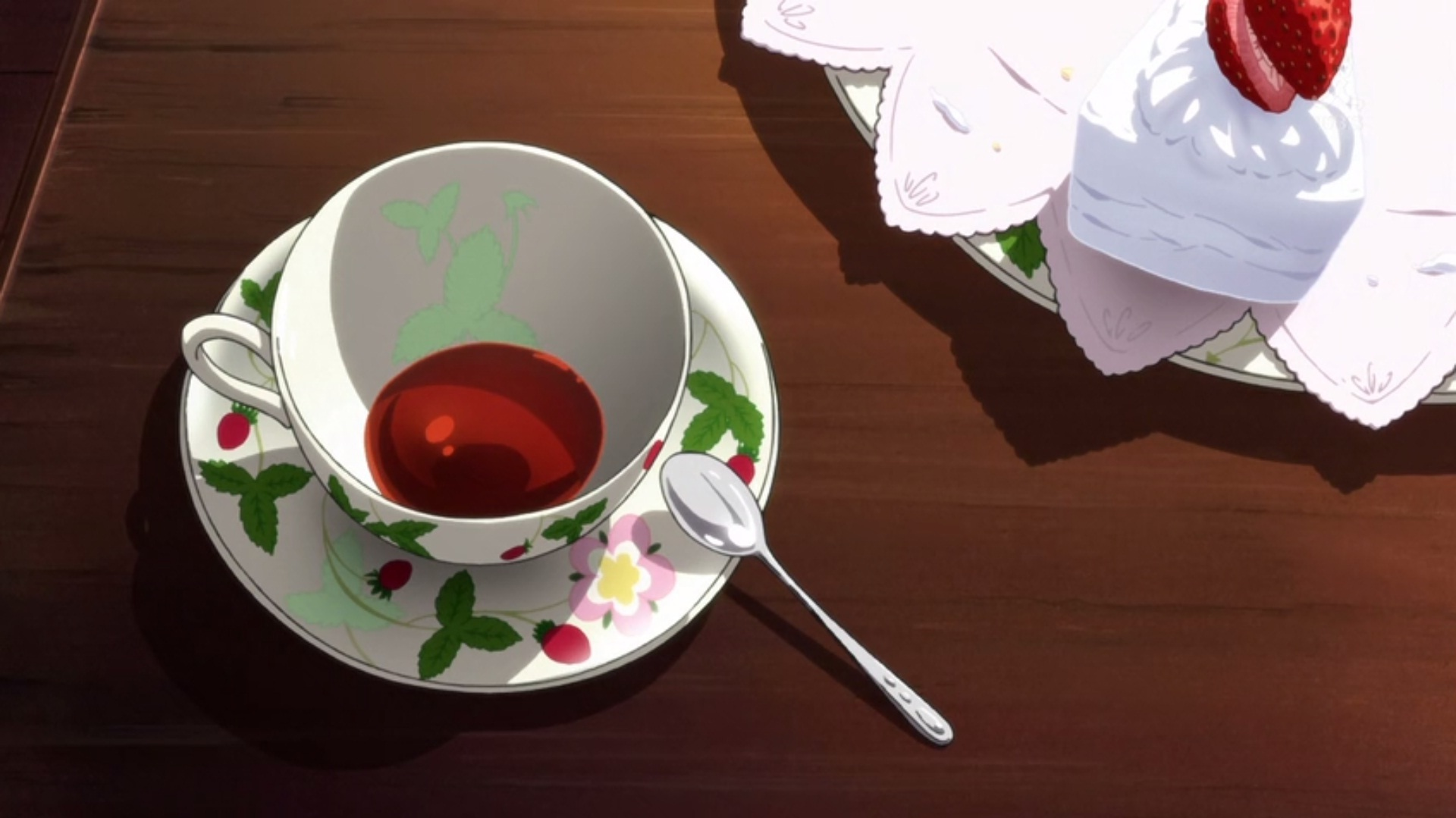 cups Anime HD Wallpaper