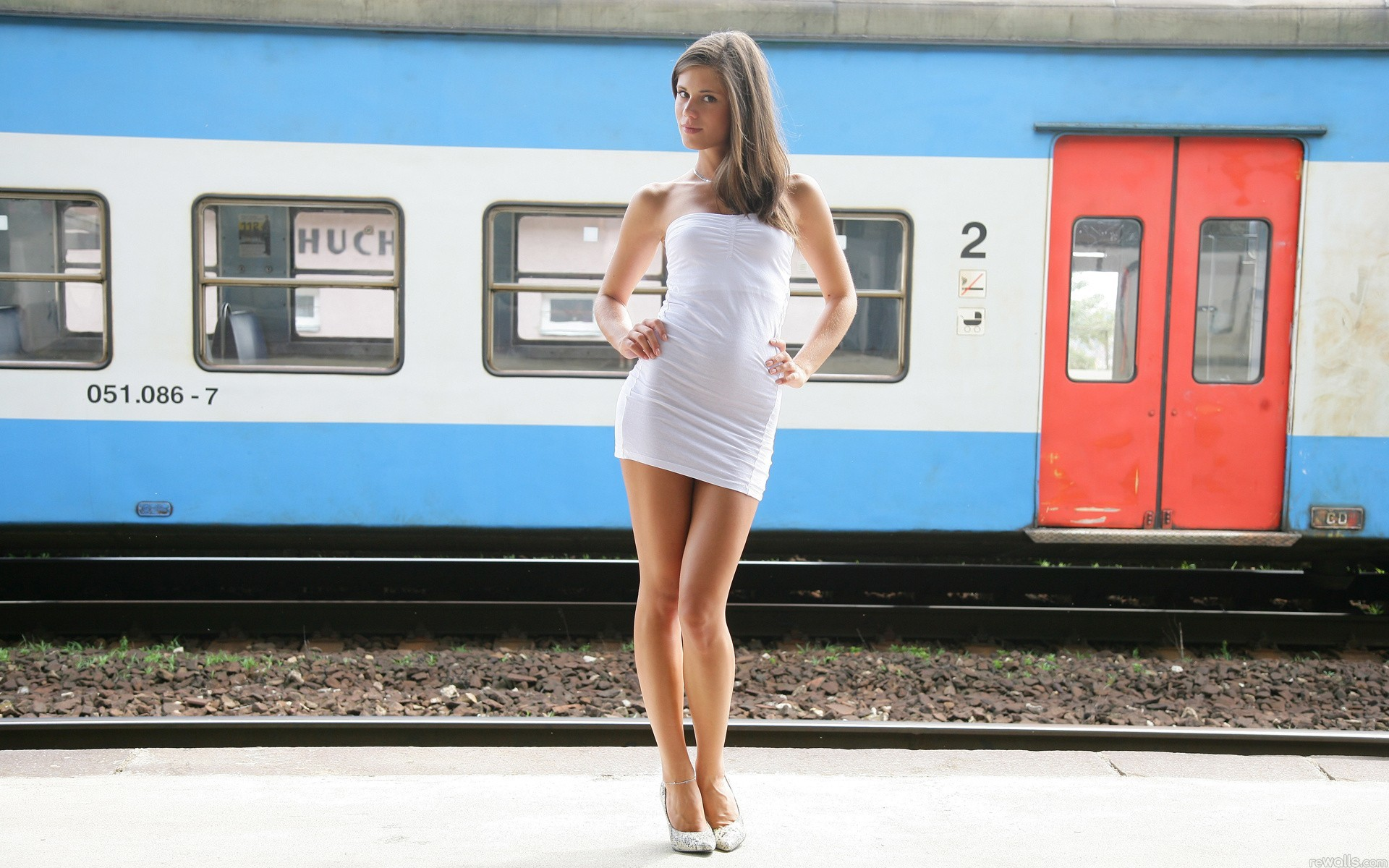 czech republic little caprice HD Wallpaper