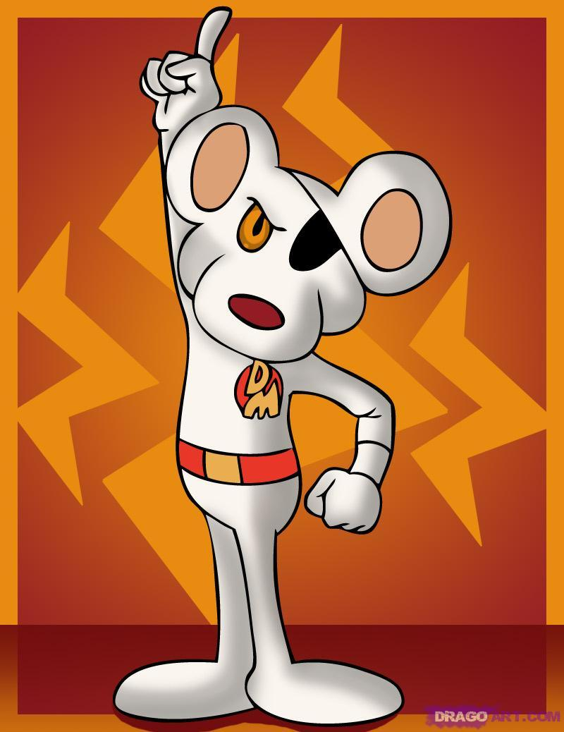 danger mouse computer HD Wallpaper