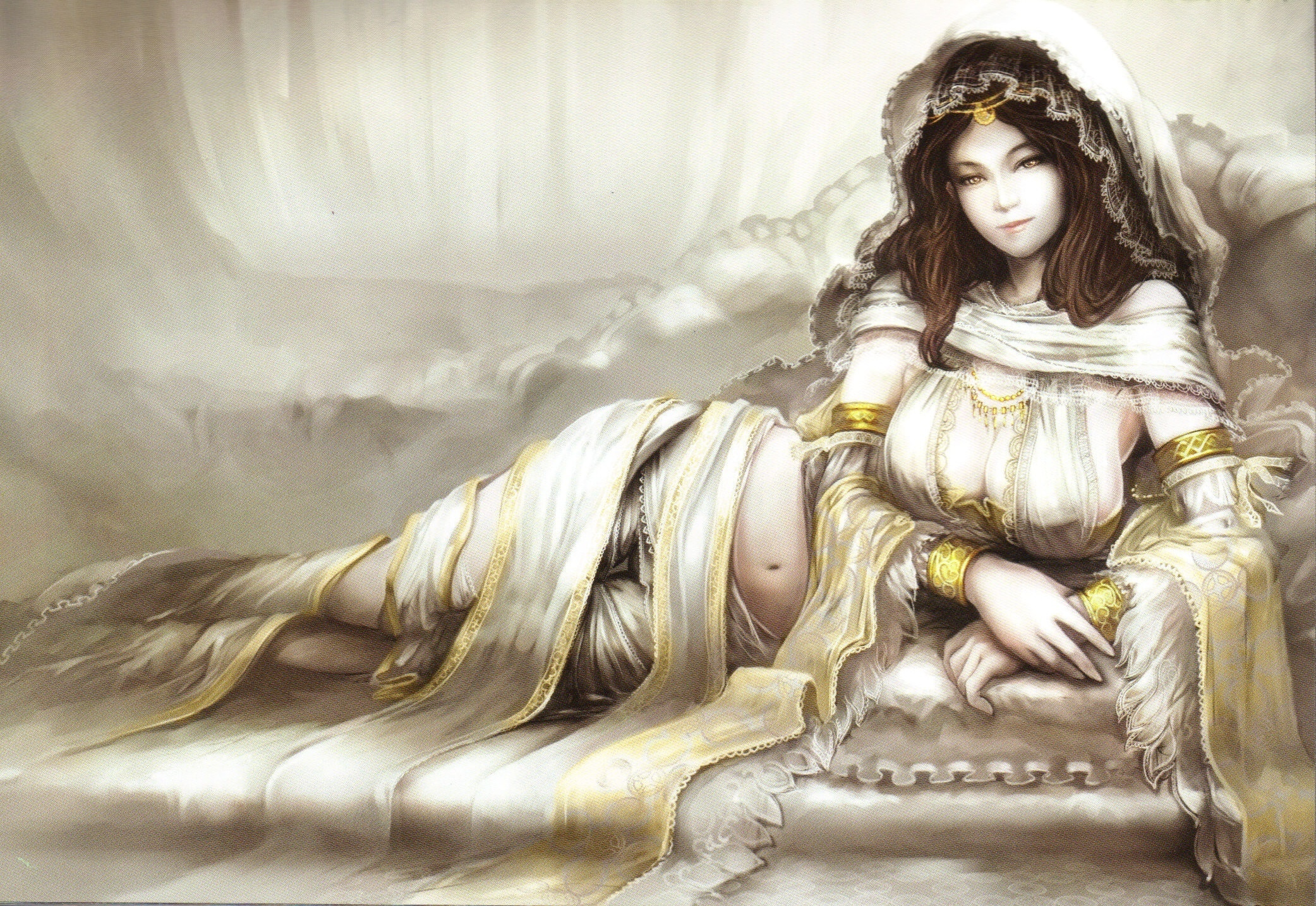 dark souls Gwynevere HD Wallpaper
