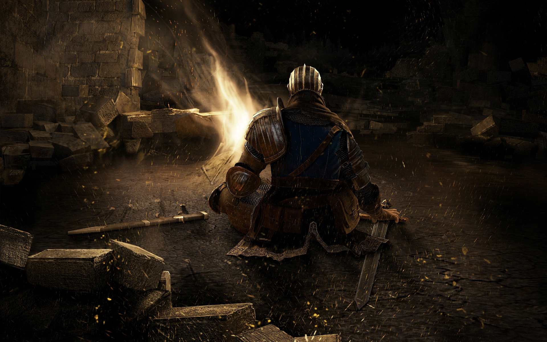 dark souls ps3 xbox HD Wallpaper