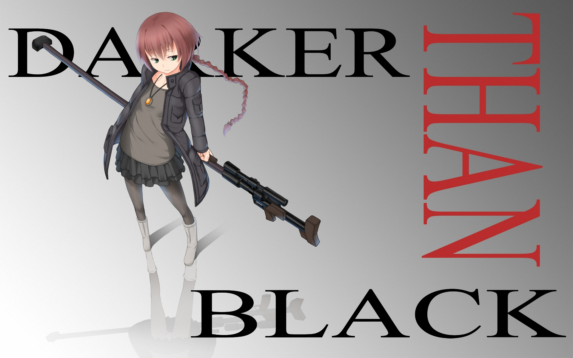 darker than black Pavlichenko HD Wallpaper
