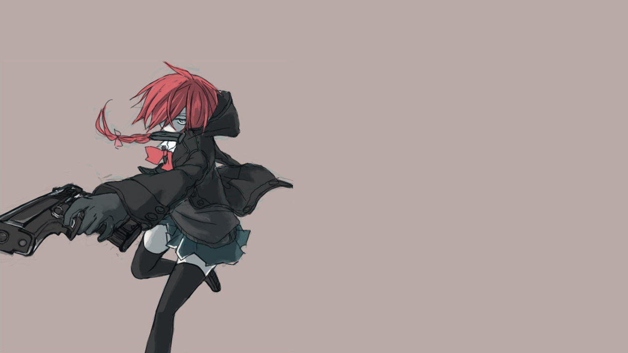 darker than black suou HD Wallpaper