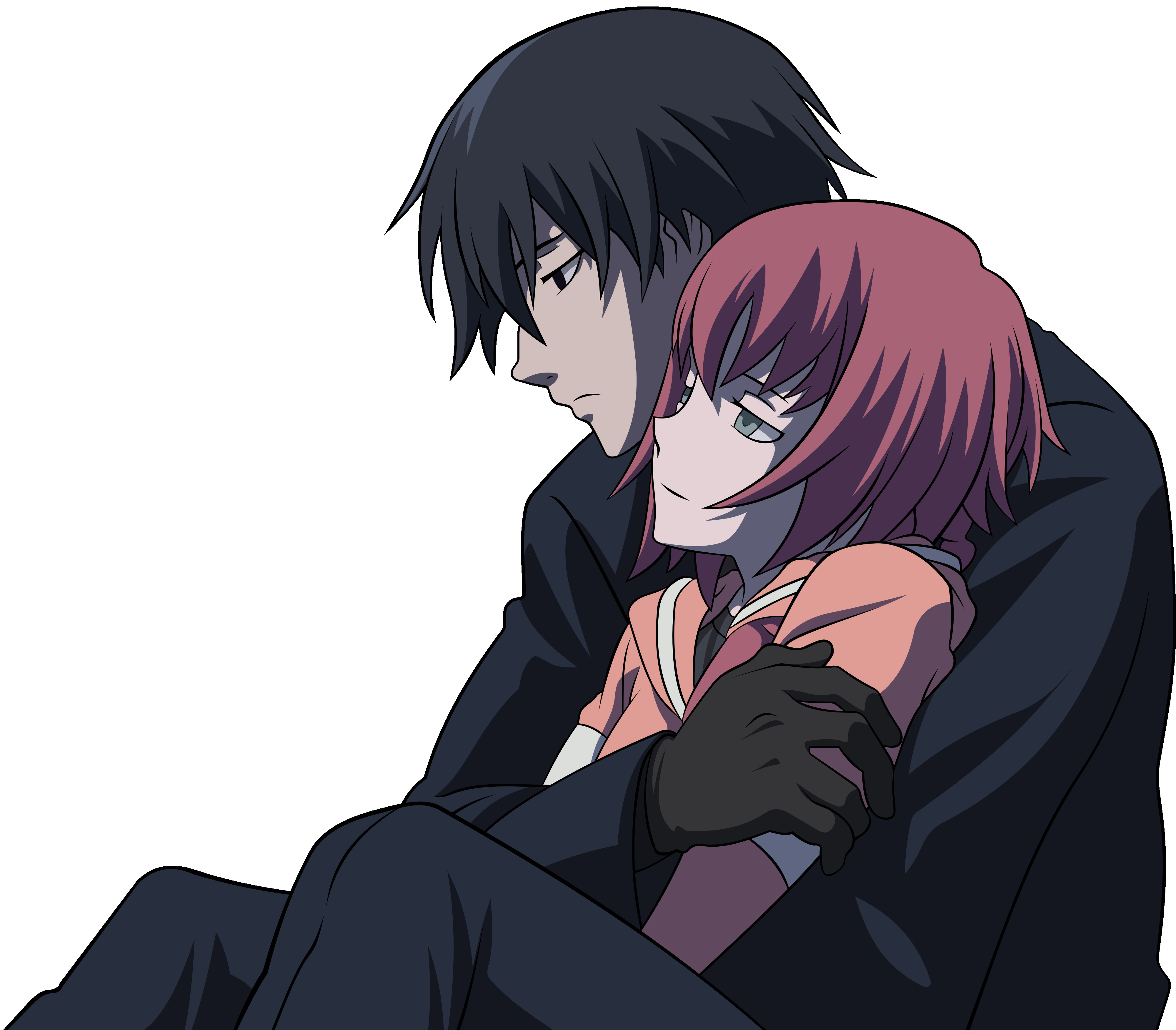 darker than black transparent HD Wallpaper
