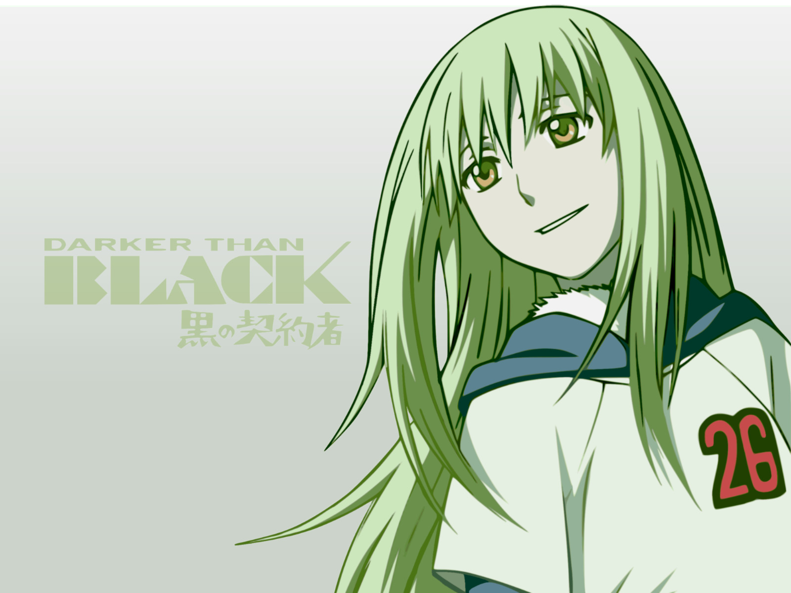 darker than black white HD Wallpaper