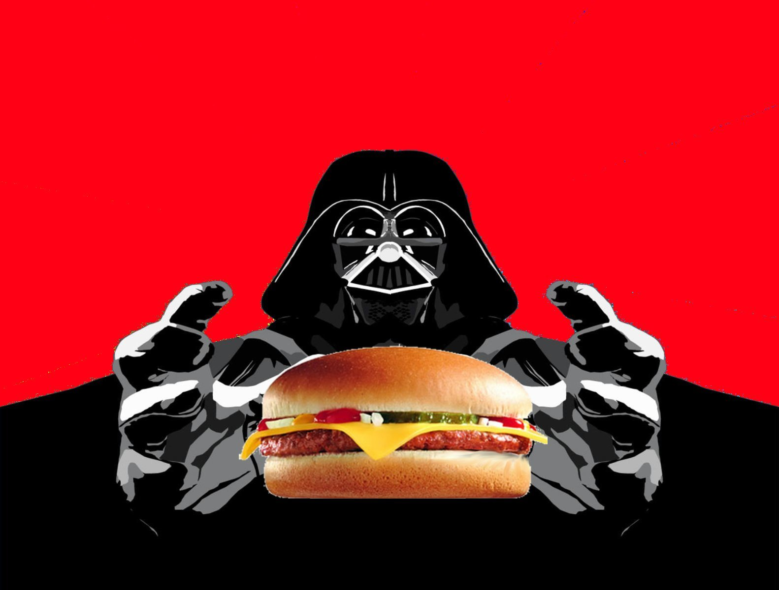 darth Vader mc macdonald HD Wallpaper