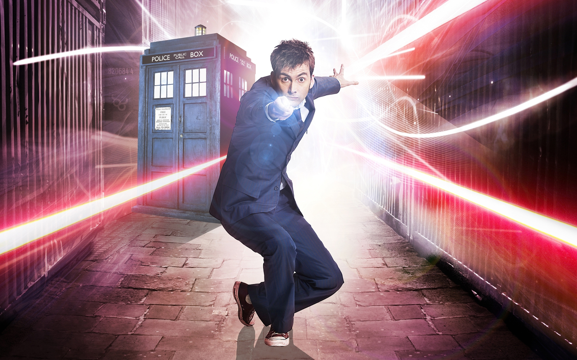 david tennant Doctor Who HD Wallpaper