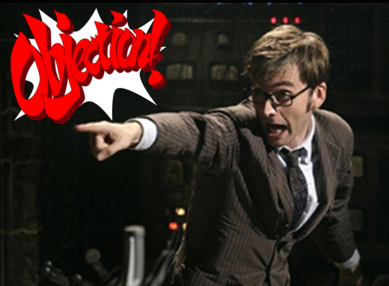 David tennant objection doctor HD Wallpaper